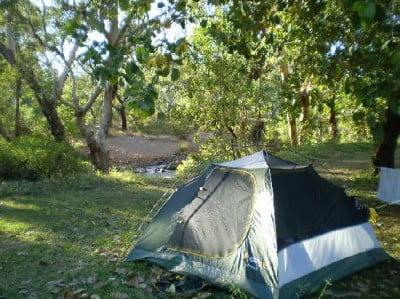 Camping en Australia