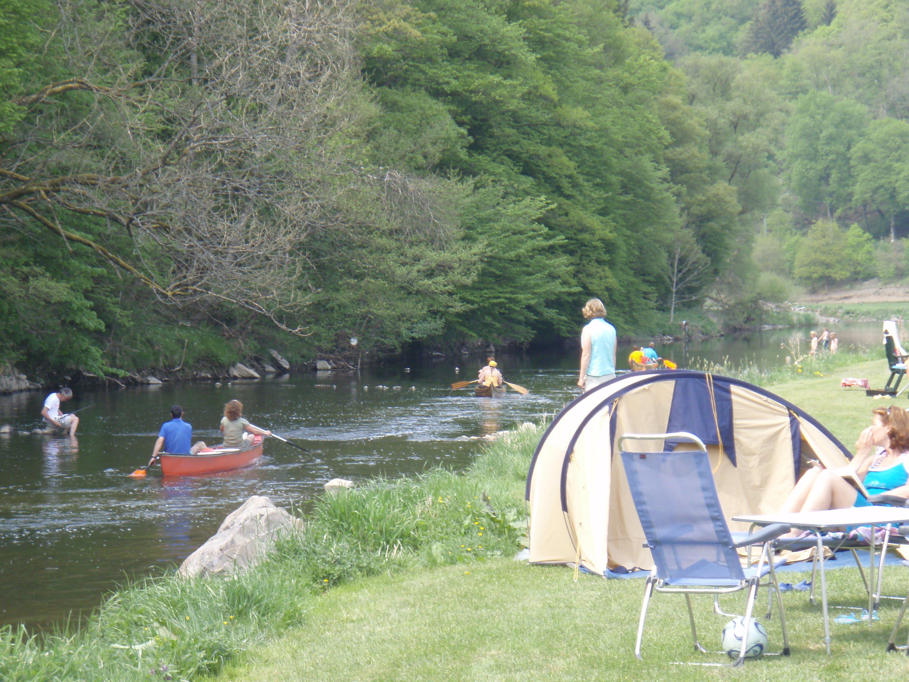 Camping en Luxemburgo