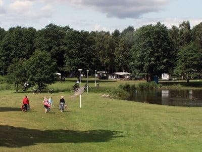 Camping en Suecia