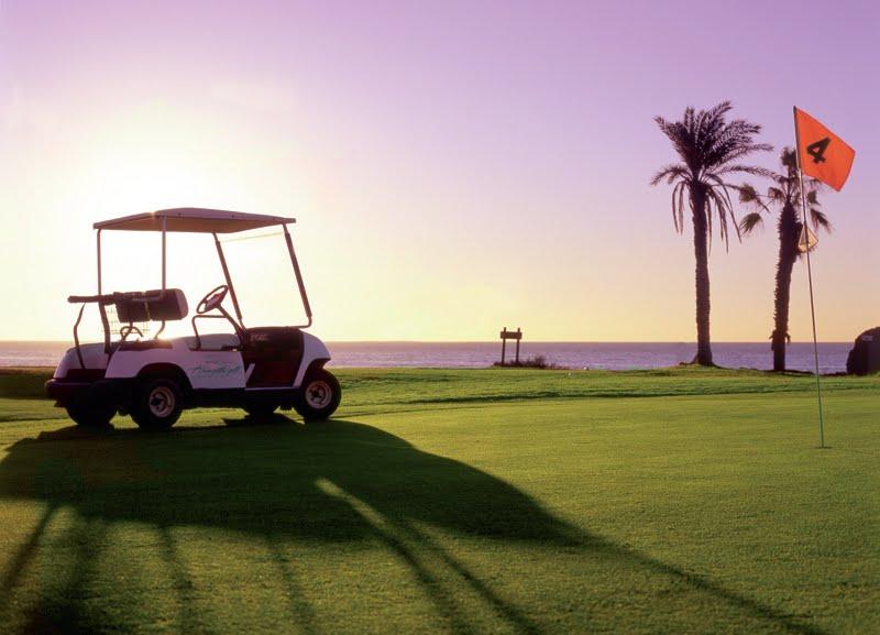 Campos de golf en Tenerife