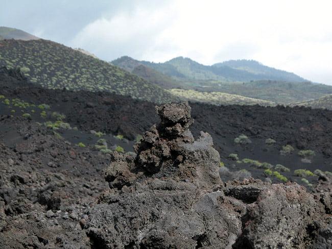 Campos de lava, Todoque