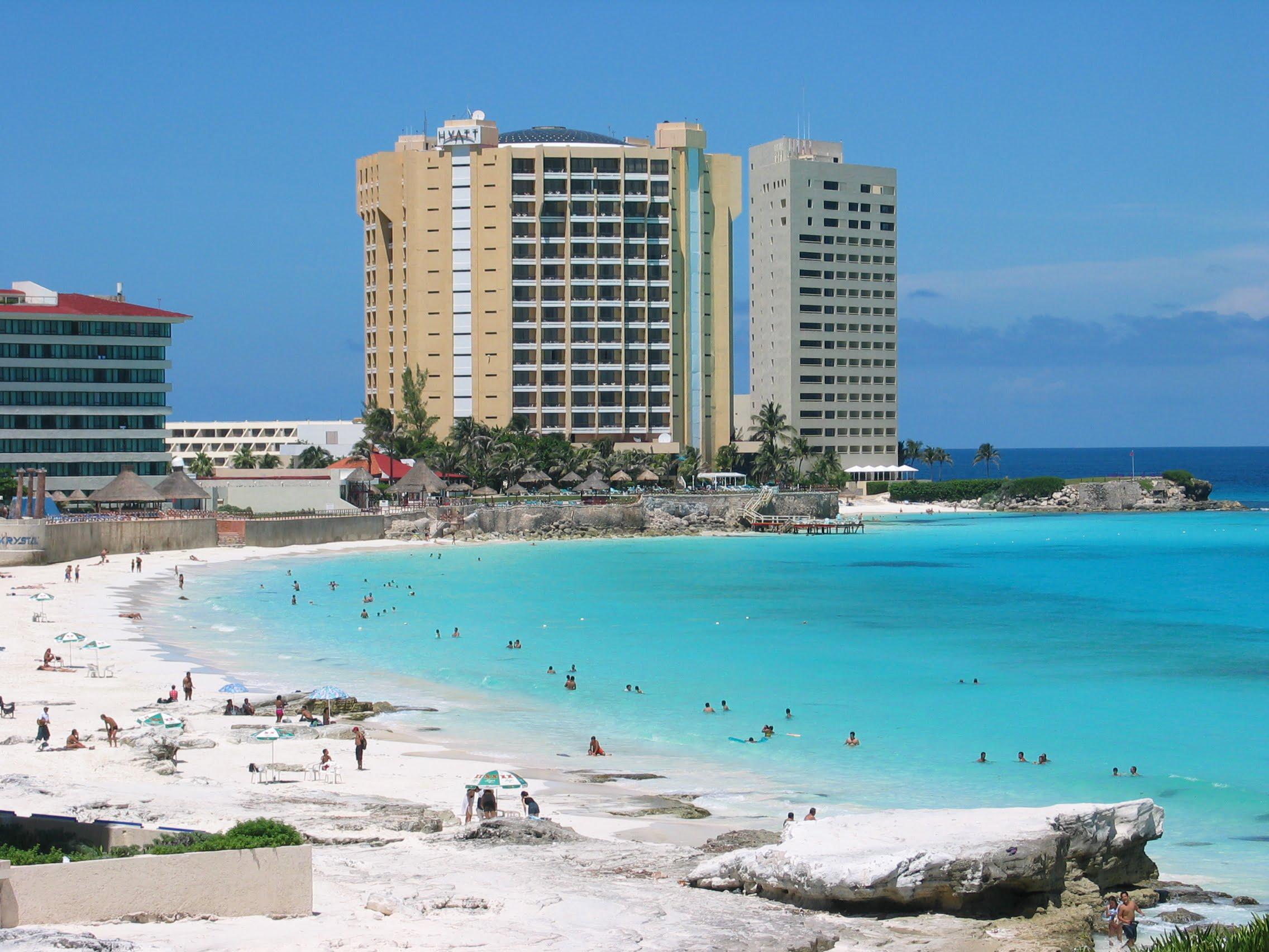 Cancún en México