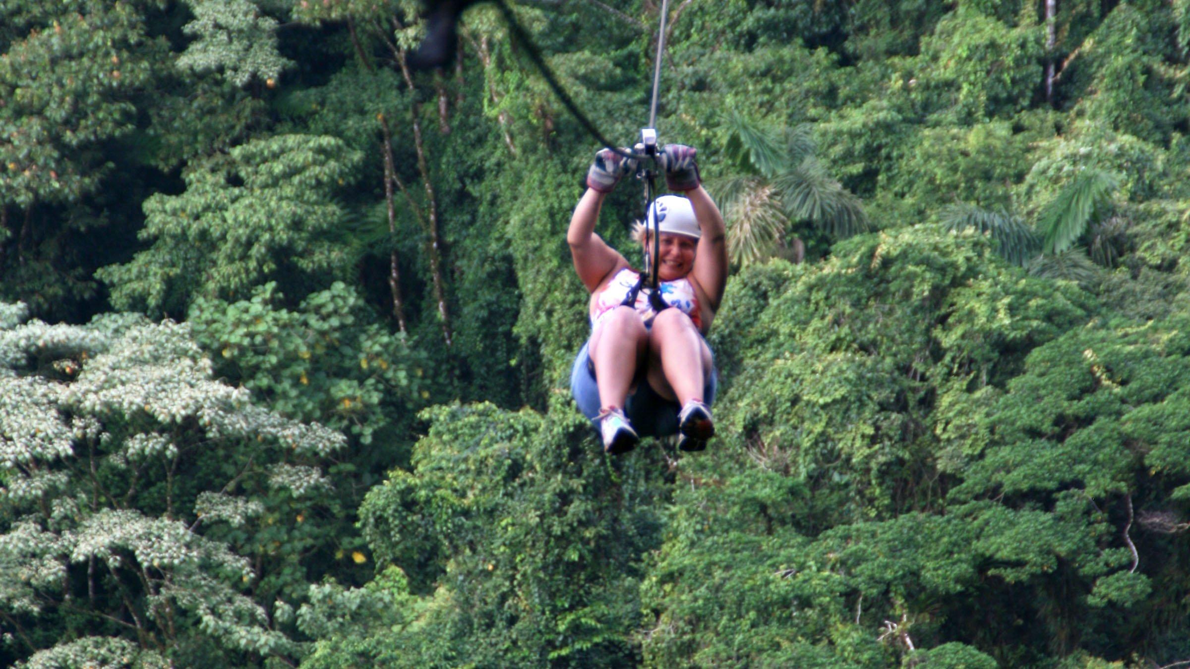 Canopy en Panama
