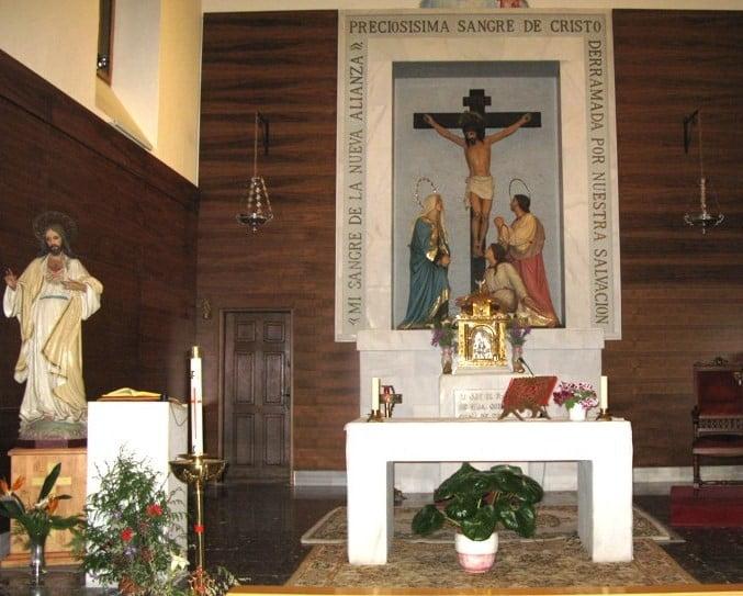 Capilla del Convento