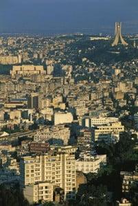 Capital de Argelia