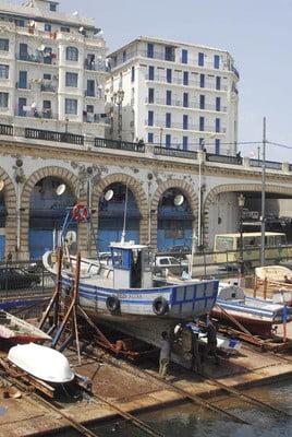 Capital de Argelia Argel