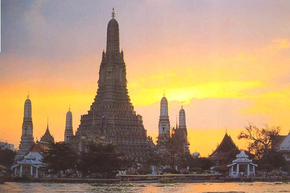 Capital de Bangkok
