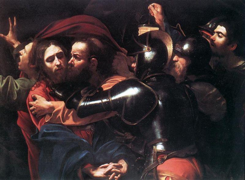 Captura de Cristo