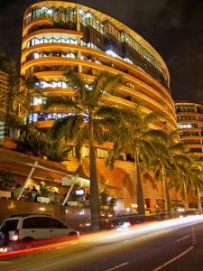 Centro comercial en Caracas