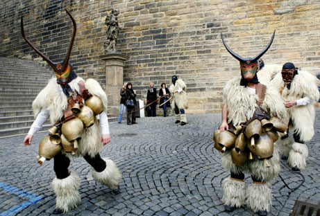 Carnaval bohemio de Praga