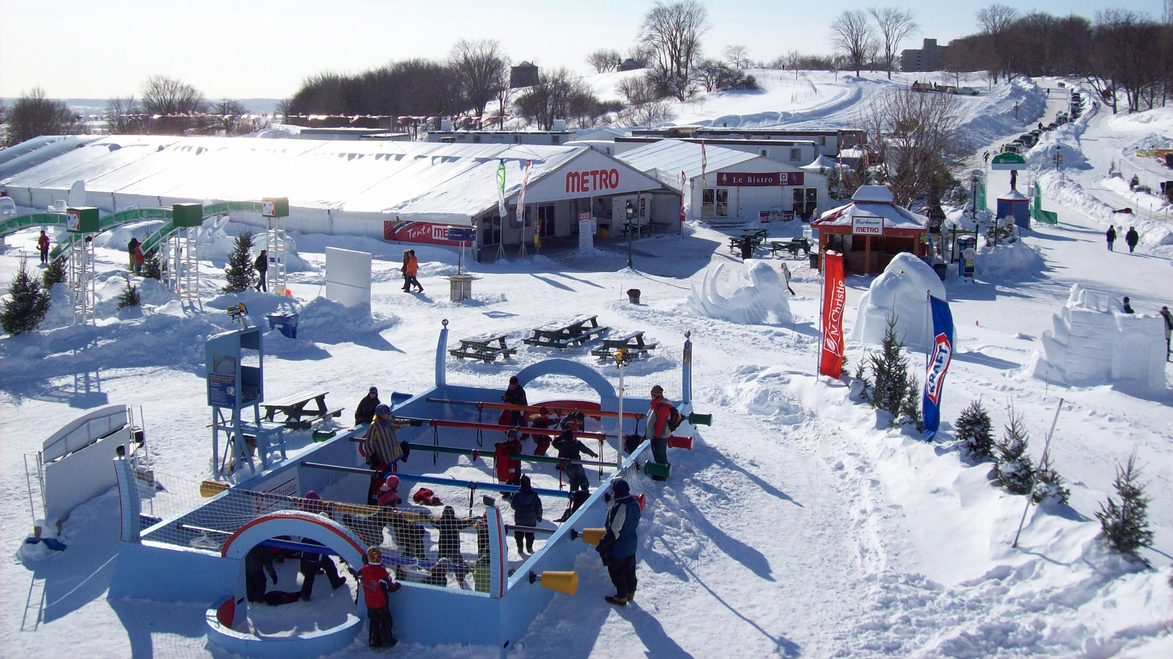 Carnaval de Invierno - Canadá