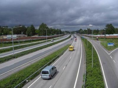 Carretera de Finlandia