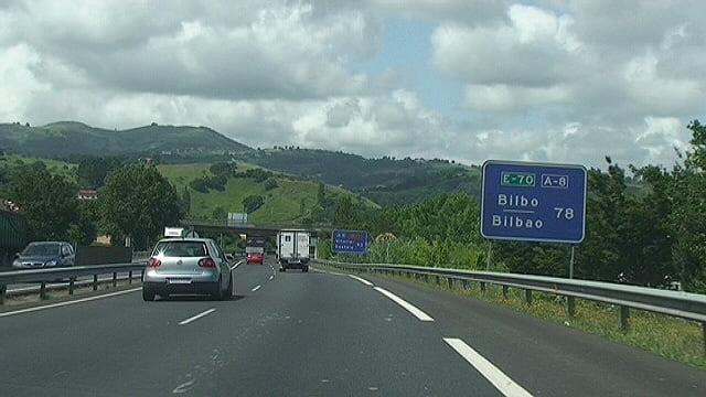 Carretera San Sebastián