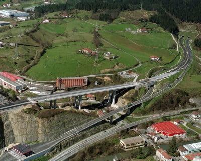 Carretera a Vitoria