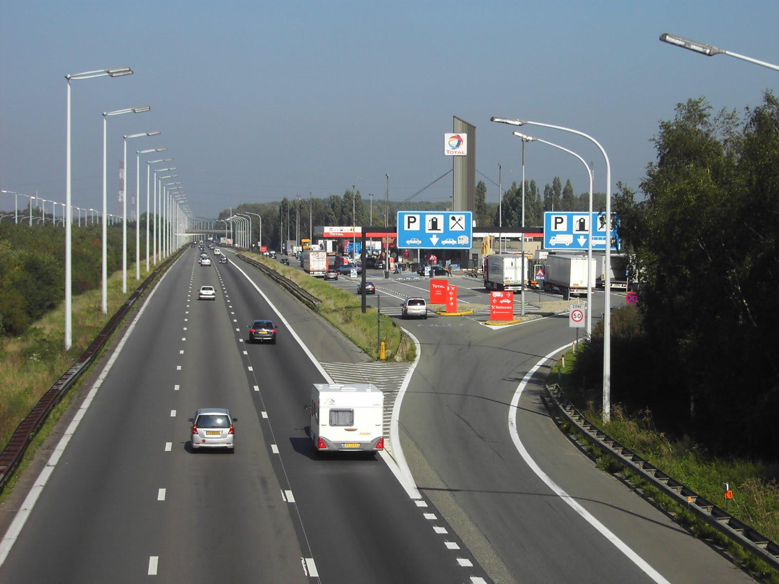 Carreteras de Bélgica