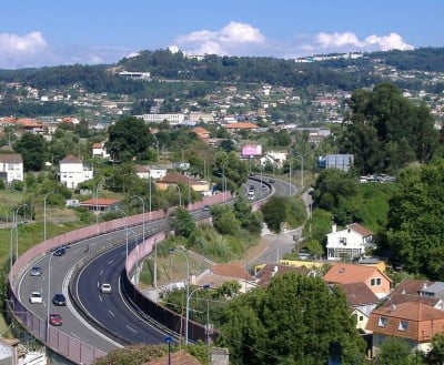 Carreteras en Vigo