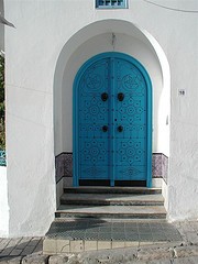 Casa Blanca en Tunisia