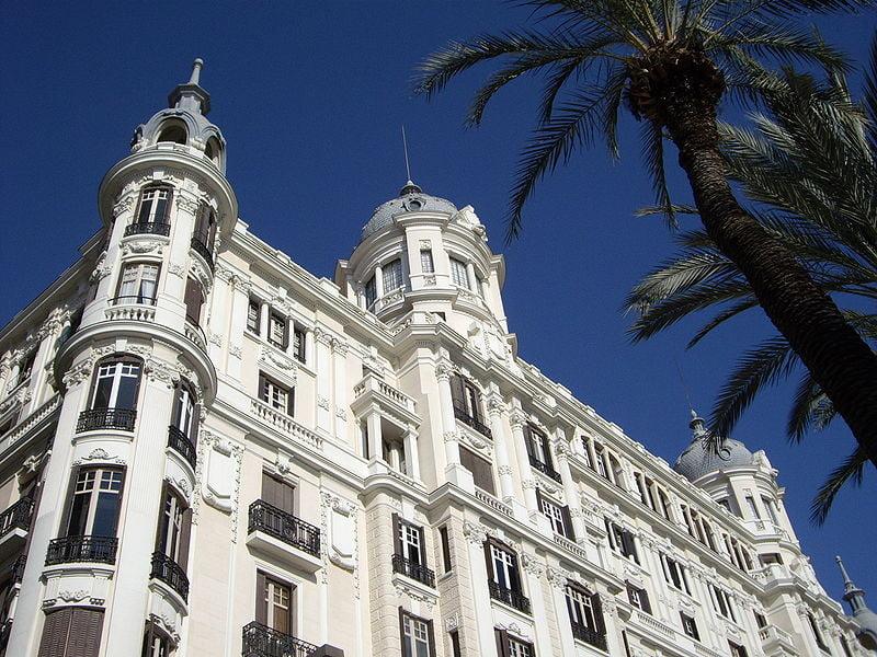 Casa Carbonell de Alicante
