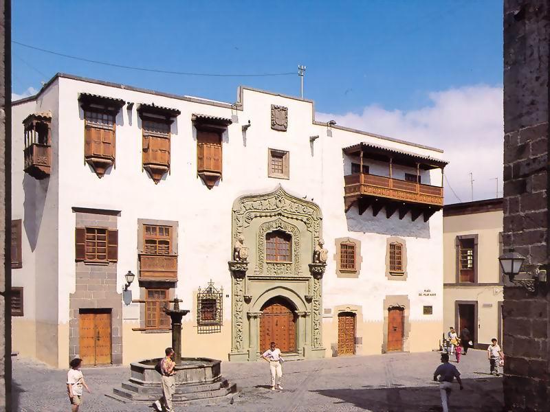 Casa Colón de Gran Canaria