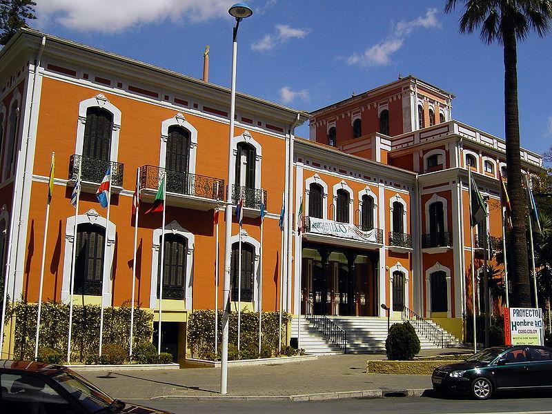 Casa Colón de Huelva