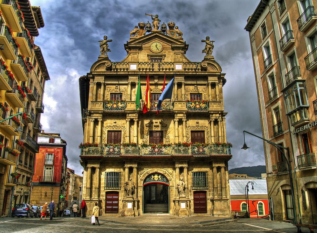Casa Consistorial de Pamplona