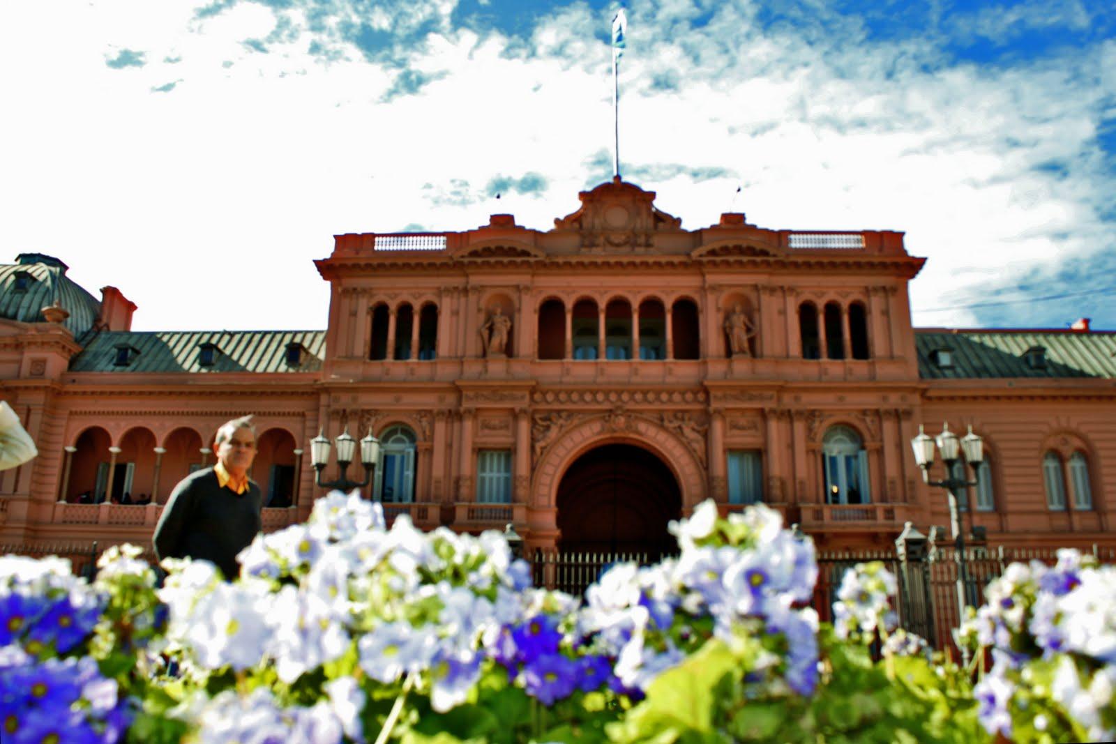 Casa de Gobierno, Buenos Aires