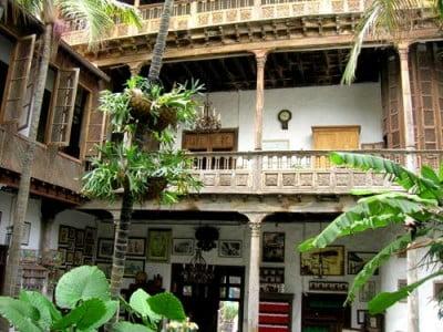 Casa del Turista, La Orotava