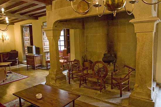 Casa do Barón, Pontevedra