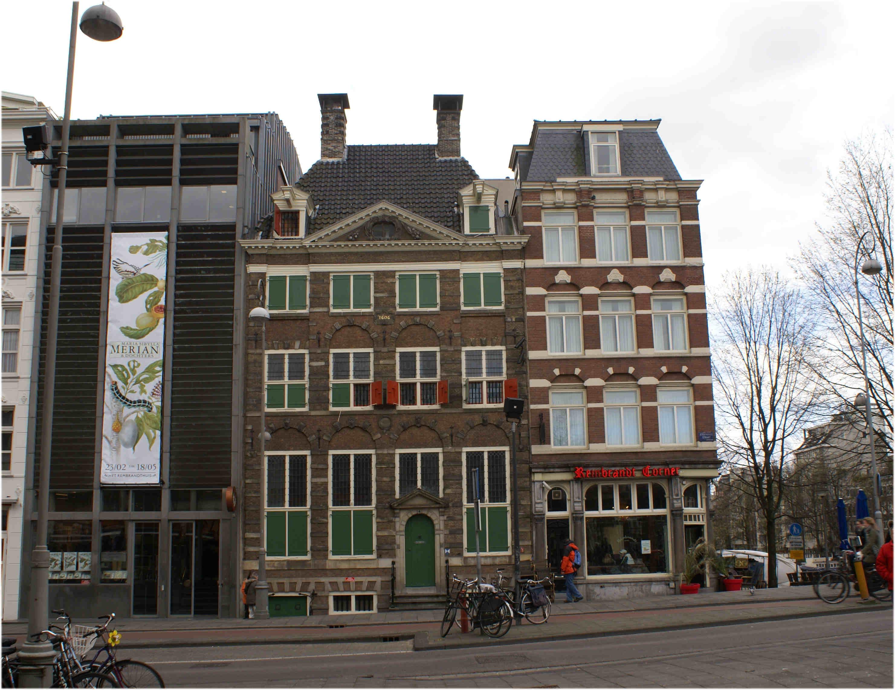 Casa museo de rembrandt for Casa amsterdam