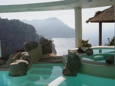 Casa rural de lujo en Ibiza