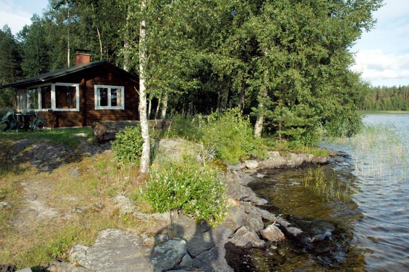 Casa rural en Finlandia