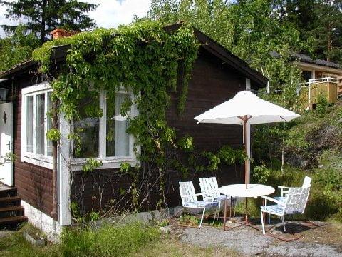 Casa rural en Suecia