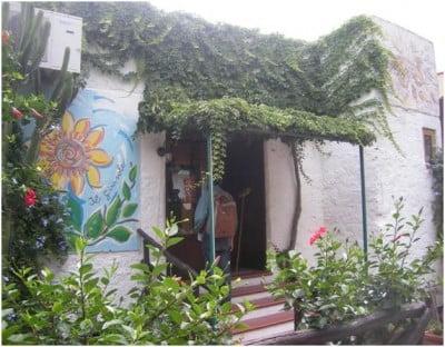 Casa de Ustica en Sicilia
