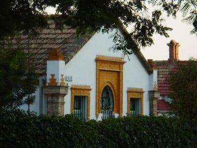 Casa-vivienda del Barrio Obrero