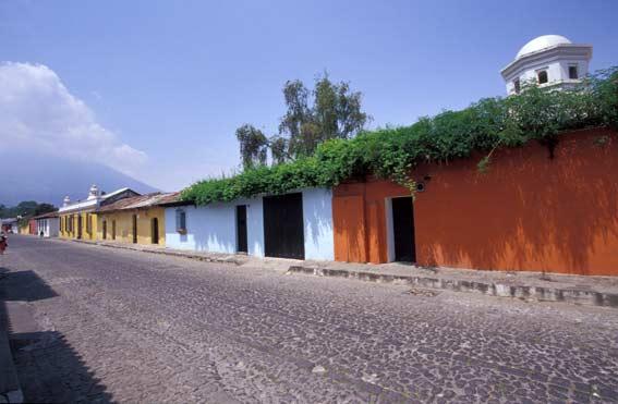 Casas de La Antigua Guatemala