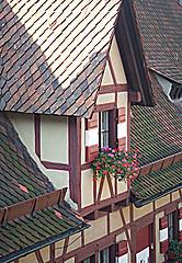Fotos de las Casas de Nuremberg, Alemania