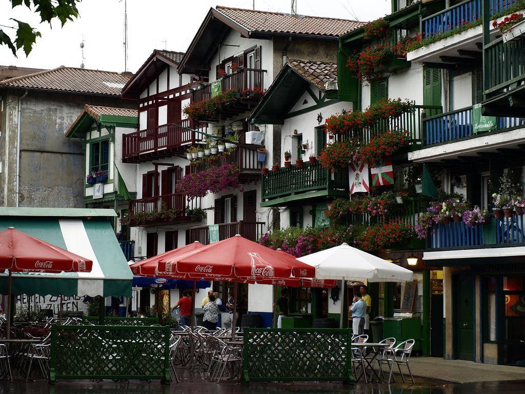 Casas de fuenterrabia en el pa s vasco - Casas pais vasco ...