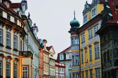 Casas de Praga