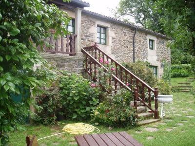 Casas rurales de Pontevedra