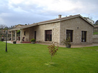 Casas rurales en galicia - Casas de piedra galicia ...