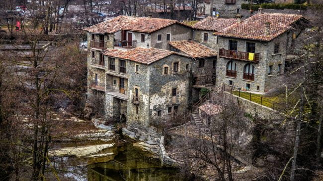 Bed & Breakfast in Rupit i Pruït