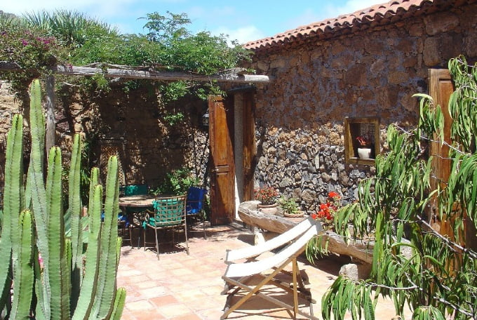 Casas rurales en Tenerife