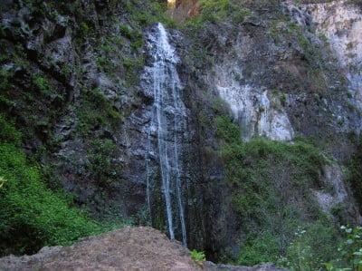 Cascada del Barranco del Infierno