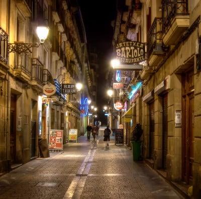 Casco Antiguo de San Sebastián