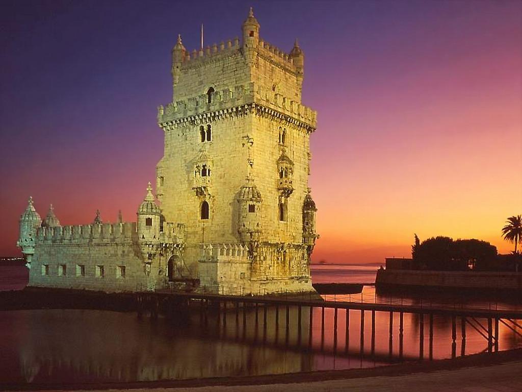 Castillo de Belem, Portugal