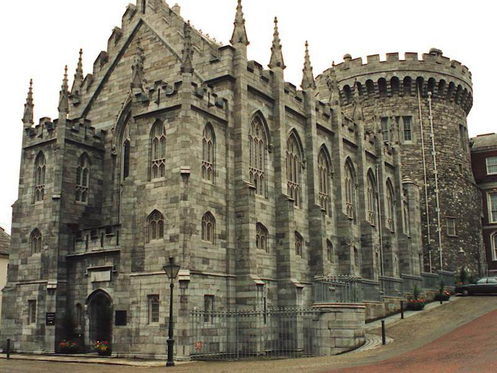 Castillo de Dublin, Escocia
