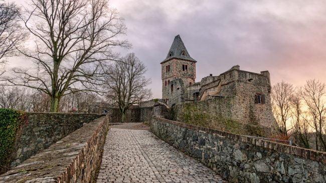 Castillo de Frankenstein, Alemania