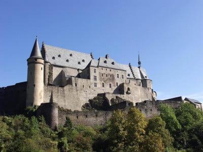 Castillo de Luxemburgo