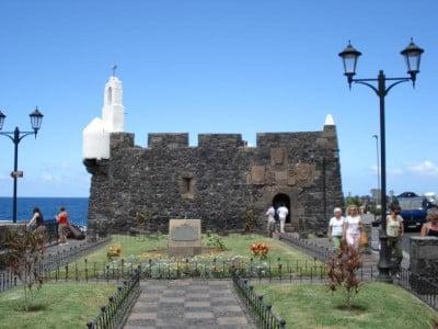 Castillo de San Miguel, Tenerife
