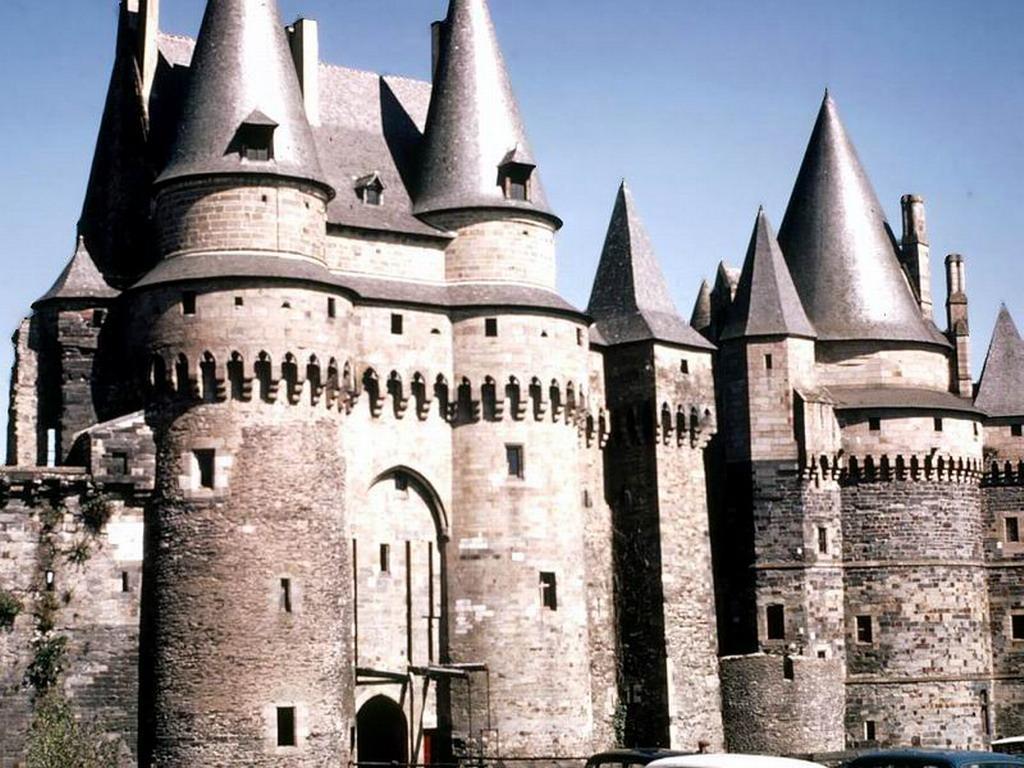 Castillo de Vitre, Francia